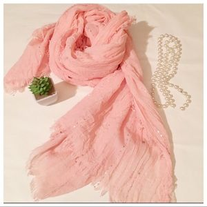 Accessories - Sparkle Sequin Scarf